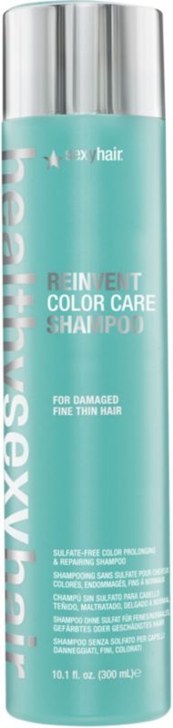 Sexy Hair Healthy Sexy Hair Reinvent Color Care Shampoo For Damaged Fine Thin Hair Ulta.com - Cosmetics, Fragrance, Salon and Beauty Gifts