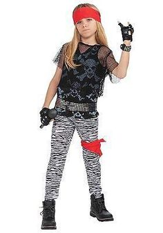 Time to rock 'n' roll like a rocker god in our Rock Star Boy Kids Costume. All your child needs is the glam rock attitude and the big hair while they play that air guitar wildly! Our kids Rock Star Boy Costume includes a wide red headscarf,cropped Rock And Roll Costume, Rock Costume, 80s Costume, Up Costumes, Boy Halloween Costumes, Rock Star Costumes, Decades Costumes, Referee Costume, Tween Costumes