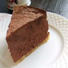 Sweets Recipes, Keto Recipes, Cooking Recipes, Easter Pie, Recipe Images, Low Carb, Lchf, Deserts, Food And Drink