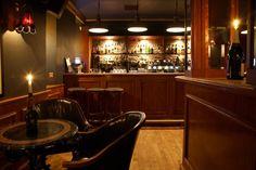 Tucked away down Thiste Street is Bon Vivant, one of the loveliest bar/restaurants in Edinburgh. Definitely worth seeking out.