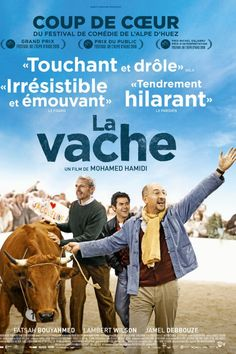 La Vache - film 2016 : les séances, le synopsis, les photos et les bandes-annonces du film, le casting… - Orange Cinéma