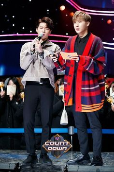 20180111 Mcountdown Special MC #INFINITE #SungKyu #WooHyun