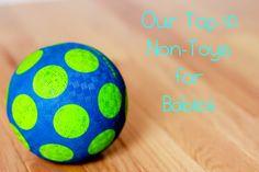 10 Fun Toys for Baby that Aren't Actually Toys