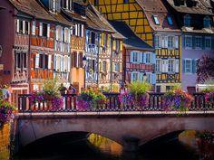 Una ruta para hacer en coche por 16 pueblos de Alsacia que se ven de cuento (Francia) - Viajes - 101lugaresincreibles -