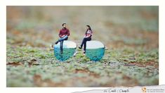 "Photo from Art of Creative films ""Portfolio"" album Indian Wedding Photography, Couple Photography, Engagement Photography, Pre Wedding Photoshoot, Wedding Shoot, Miniature Photography, My Favorite Image, My Images, Photo Art"