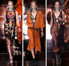 Gucci Spring/Summer 2014 RTW – Milan Fashion Week   #fashionweek #MFW #MilanFashionWeek #gucci