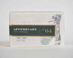 Bar Soap-Pink Champagne No.64 – PURE HOME COUTURE APOTHECARY