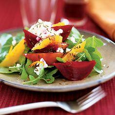 Believe it or not, beets have a lot of sugar but very few calories, so you can have something sweet without the guilt. They also are rich in cancer-fighting antioxidants. | Health.com