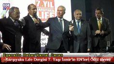 Karşıyaka Lıfe Dergisi 7 Yaşını İzmir'in EN'leri Ödül Töreni İle  Kutladı2