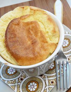 Recipe: Light Cheese Soufflés