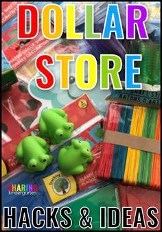 Dollar Store Hacks &