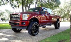 Really nice Ford Super Duty