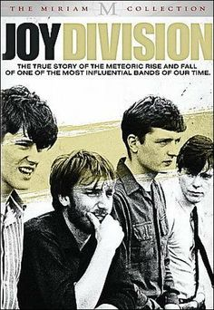 """Music Documentary: """"Joy Division"""" (2007). COUNTRY: United Kingdom. DIRECTOR: Grant Gee. SCREENWRITER: Jon Savage. COMPOSER: Joy Division."""