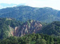 恵那山|中央アルプス登山ルートガイド。Japan Alps mountain climbing route guide