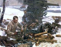 WWII Soviet Art