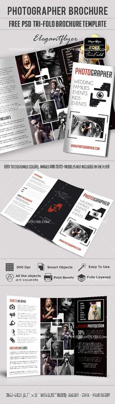 Medical Brochure Pack u2013 Free PSD Template    wwwelegantflyer - new year brochure template