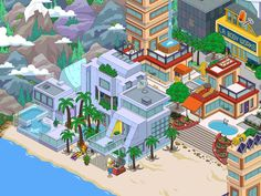 villa moderna - condominio deluxe