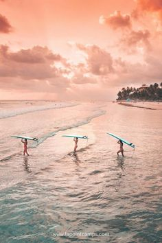 Cute Iphone Wallpaper, drei Fraue mit Surfboards gehen ins Meer, pinker Himmel, Bilder für Handyhintergrund Kitesurfing, Concrete Jungle, Sri Lanka, Surfboard, Sunset Surf, Summer Sunset, Beach Pink, Beach Bum, Surfing Pictures