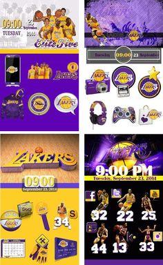 The Los Angeles Lakers basketball team. #NBA #kobebryant #jordanclarkson #staplescenter #Lakers #homepackbuzz #buzzlauncher