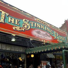 The Stinking Rose in San Francisco  Good Italian food with lots of garlic, hence the name