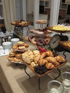 www.marygiuliani.com  Breakfast station  #MGCE