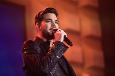 Adam Lambert Photos - Adam Lambert performs onstage at the 29th Annual GLAAD Media Awards at The Hilton Midtown on May 5, 2018 in New York City. - 29th Annual GLAAD Media Awards - Dinner And Show
