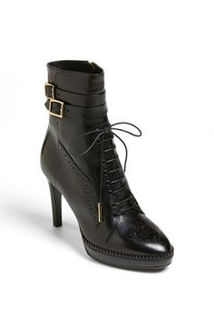 Burberry 'Manners' Bootie