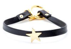 Charitable Gifts: Make A (Stylish) Difference - Gorjana super star charm leather bracelet
