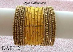 Silk Thread Bangles Design, Silk Thread Necklace, Silk Bangles, Bridal Bangles, Thread Jewellery, Bridal Jewelry, Chuda Bangles, Jewelry Closet, Indian Wedding Jewelry