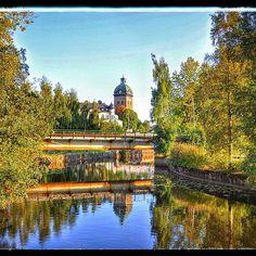 My hometown Borås, Sweden