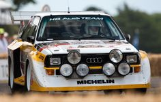 Audi Quattro S1 Group B