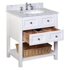 "Found it at Joss & Main - New Yorker 30"" Single Bathroom Vanity Set"