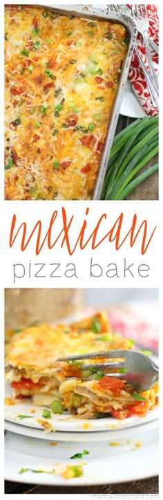 total crowd pleaser! will make again :-D Deep Dish Taco Bell Mexican Pizza Casserole Bake Recipe