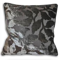 Plant Print Cushion
