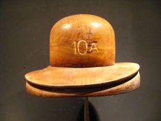 Vintage Wooden HAT Block Millinery Fascinator | eBay