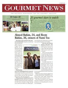 Gourmet News  http://www.allmagazinestore.com/gourmet-news-2/