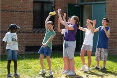 ¿Calor? … Juegos de agua para niños (Parte 1) | ludopeques