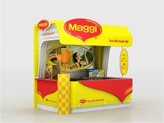 Maggi Booth
