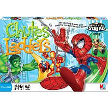 Chutes and Ladders - Super Hero Squad $12 
