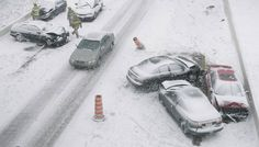#HudsonHonda Offers Some #WinterDriving Tips from #TheNationalSafetyCouncil: The best advice for driving in bad winter weather is not to drive at all, if you can avoid it.    Don't go out until the #snowplows and #sandtrucks have had a chance to do their work, and allow yourself extra time to reach your destination.    If you must drive in snowy conditions, make sure your car is prepared, and that you know how to handle #roadconditions.