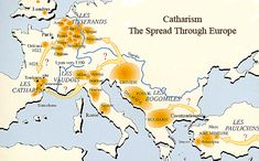 """The terms """"Good Men"""" (Bons Hommes) or """"Good Christians"""" are the common terms used for Cathars as opposed to """"The Holy Roman Catholic Church!"""""""