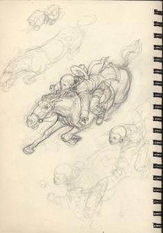 Sketch from Jon Foster.