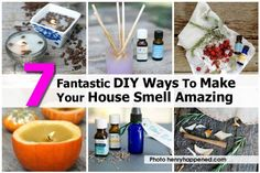 7 DIY natural ways to make your house house smell amazingly nice 512x341 7 DIY natural ways to make your house house smell amazingly nice