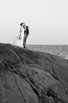 Wedding portrait | häät Suomenlinna | häät Helsinki | Pasi Nikkanen | Heidi & Lassi 4.8.2012