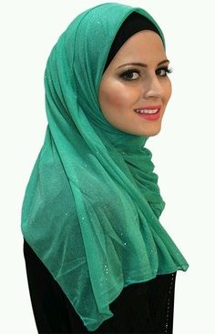 Shawl Wrap, Sajeda Brand, Glitter Hijab Rectangle Made of Rayon and Chiffon #Sajeda #ShawlWrap