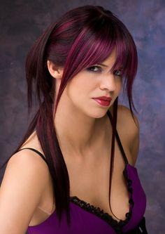 Red Lipstick: Elumen Hair Color!!