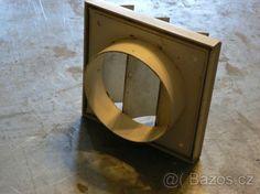 fasádní klapky na ventilaci - 1