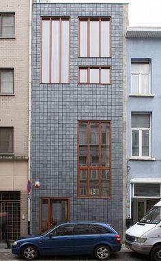 De Gouden Liniaal Architecten, Lange Beeldekensstraat, Antwerpen