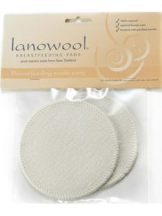 Wool Breast Pads