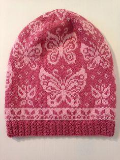 Ravelry: Papilio hat pattern by JennyPenny